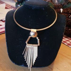 Jewelry - CHOKER (GOLD TONE)